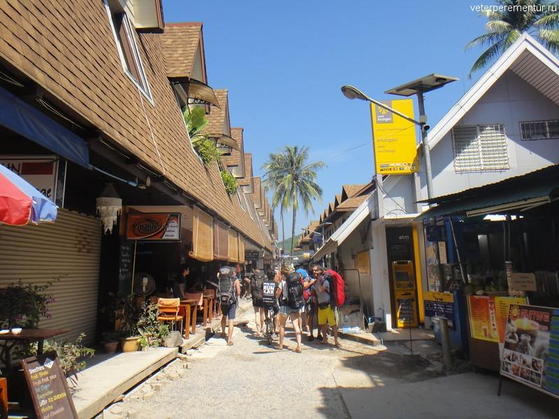 Улица на Пи Пи, Таиланд