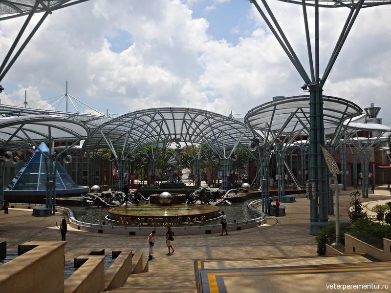 Сентоза, Сингапур
