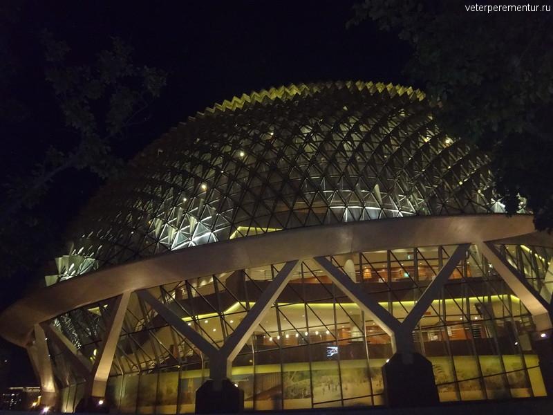 Theatres on the Bay, Сингапур