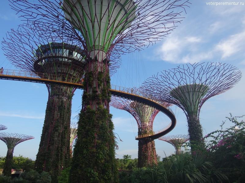 OCBC Skyway, Сингапур