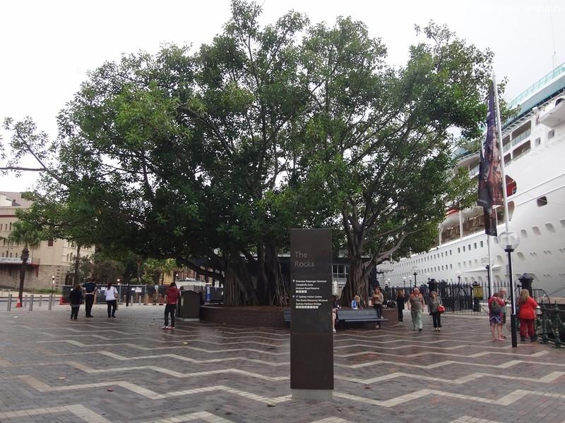 Сидней, район Рокс