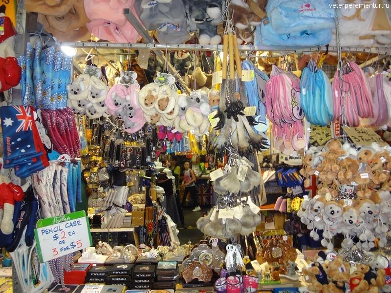 Сувениры в Сиднее