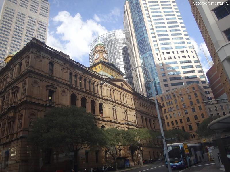 На улицах Сиднея