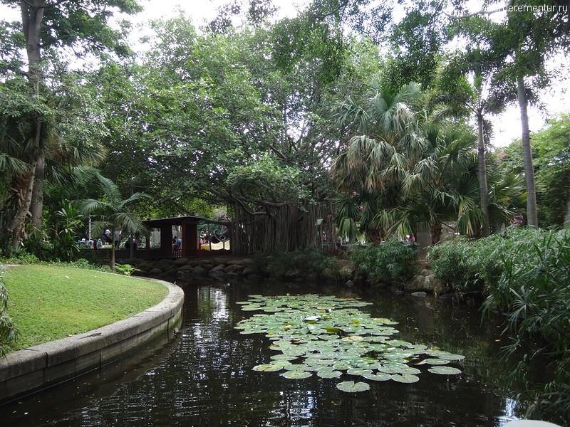 Брисбен (Brisbane), парк