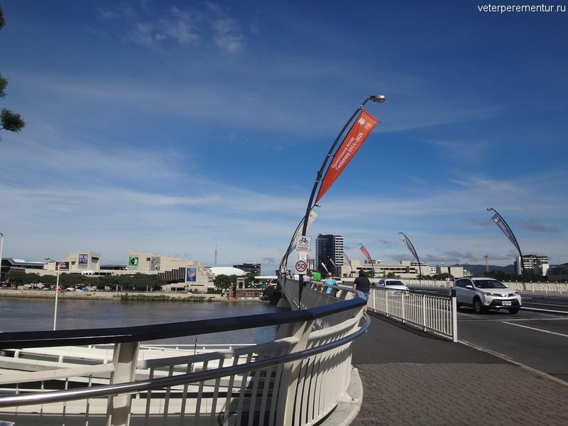 Брисбен (Brisbane), мост