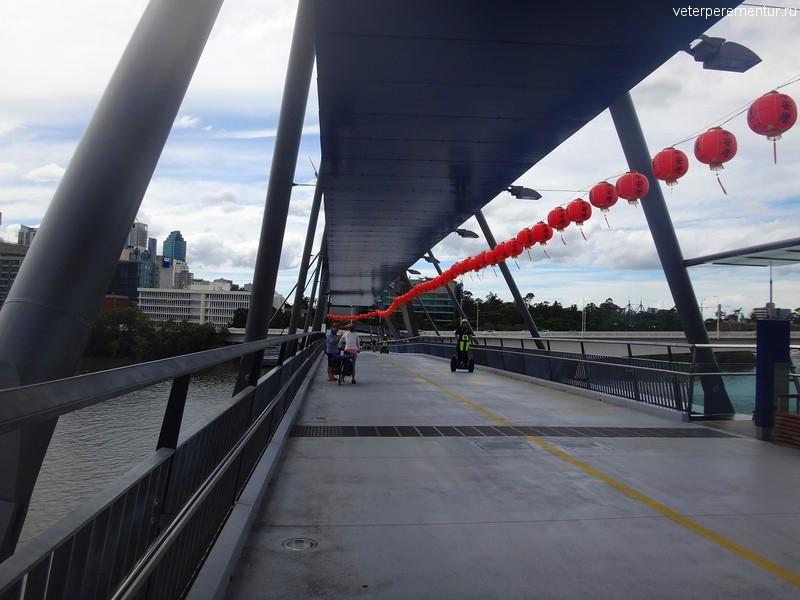 Мост в Брисбене