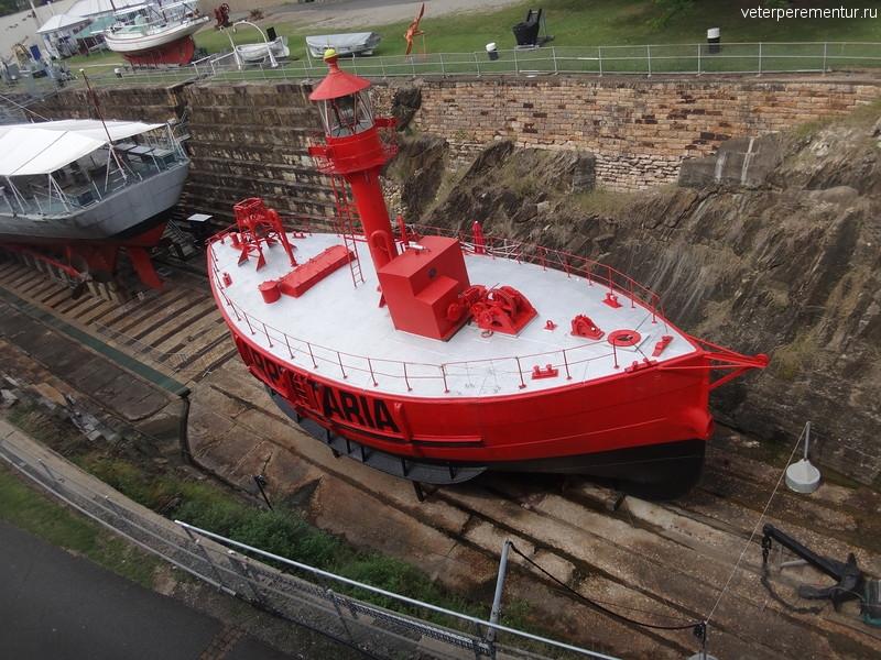 Морской музей Квинсленда, Брисбен