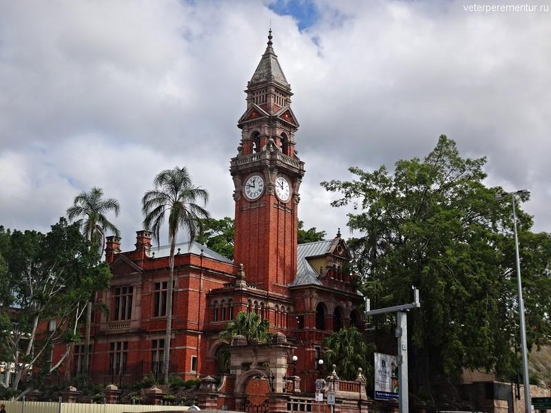 South Brisbane Town Hall