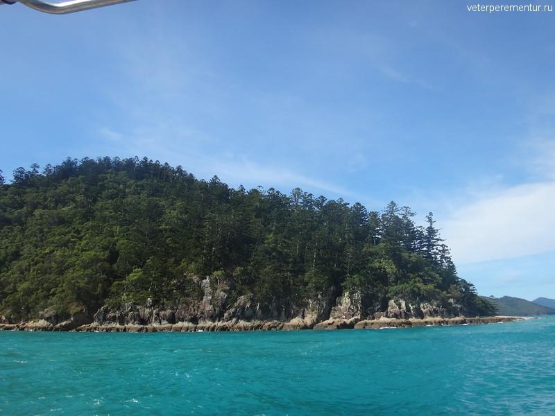 Экскурсия к барьерному рифу, Австралия