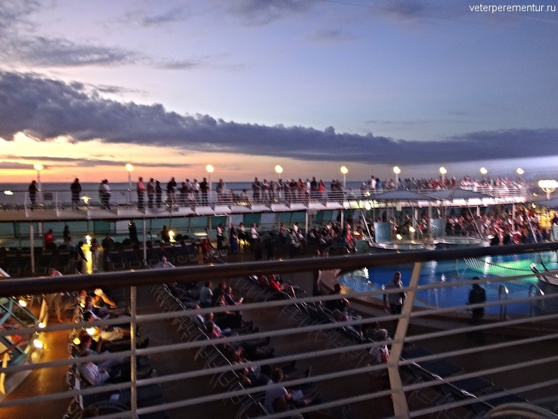 ANZAC DAY на Rhapsody of the Seas