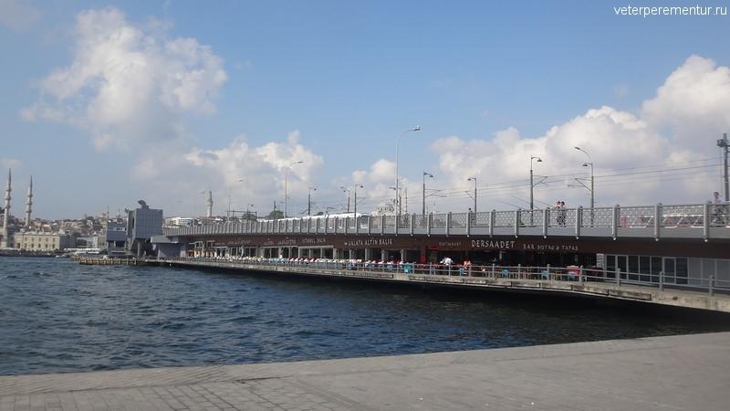 Галатский мост, Стамбул