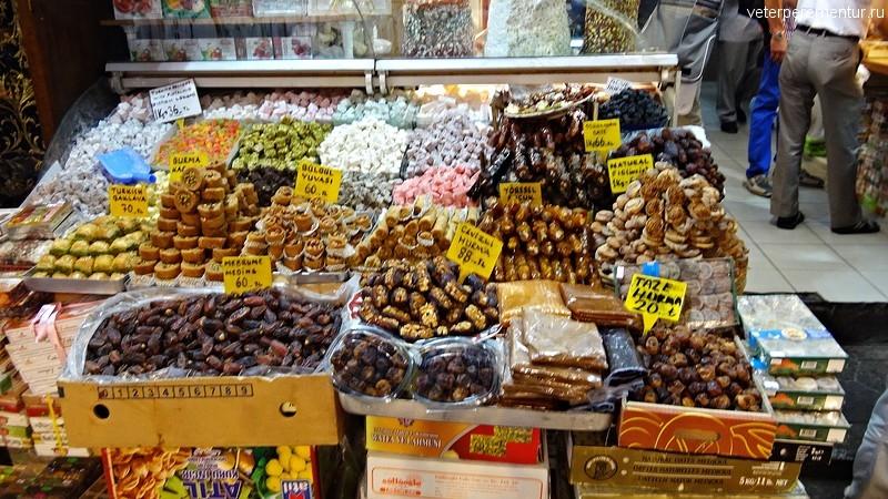 Египетский базар в Стамбуле