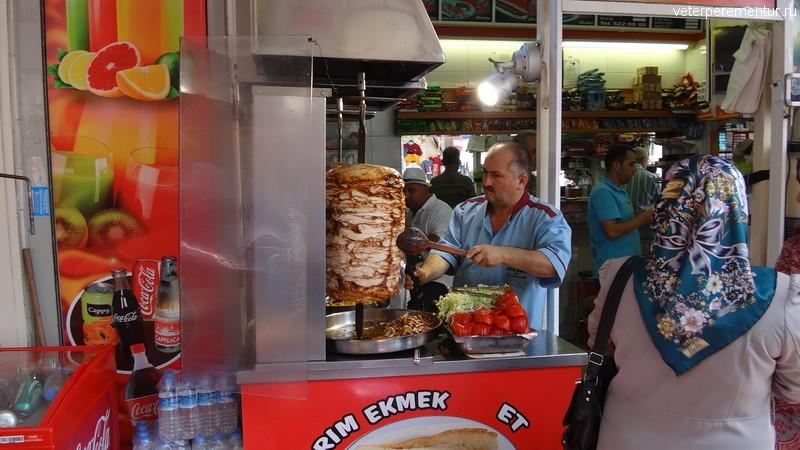 Шаурма, Стамбул