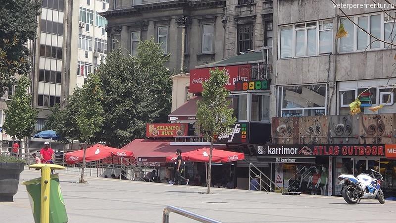 Кафе Selamet Büfe, Стамбул