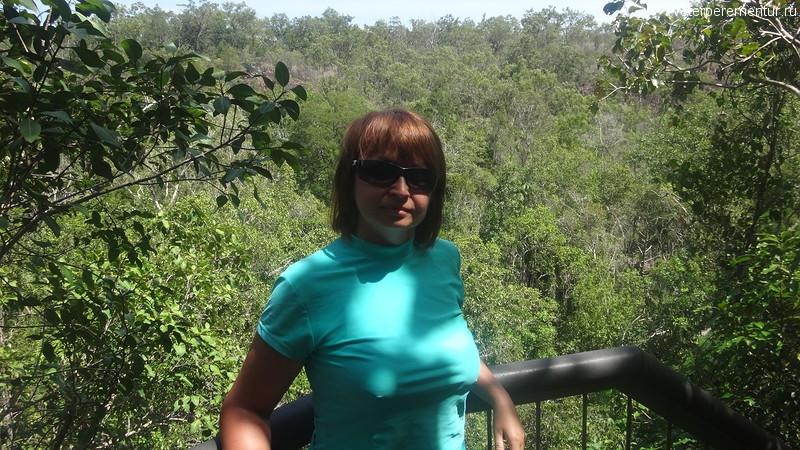 Трек в парке Личфилд, Австралия