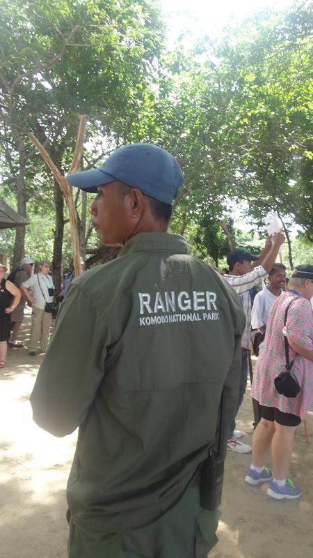 Рейнджеры на острове Комодо