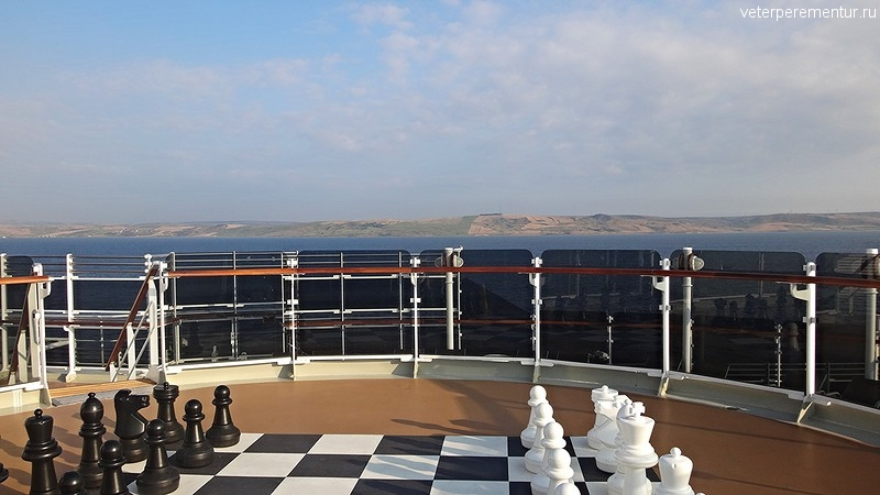 Queen Victoria, большие шахматы
