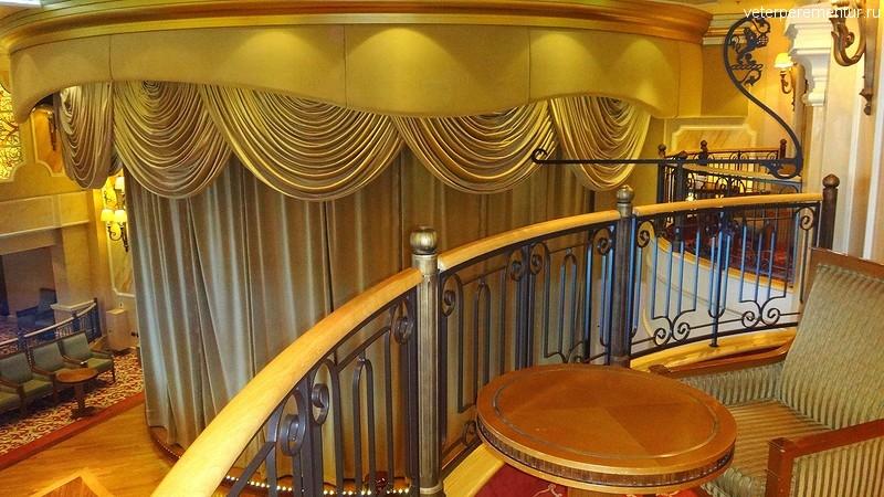 Queen Victoria, Королевская комната