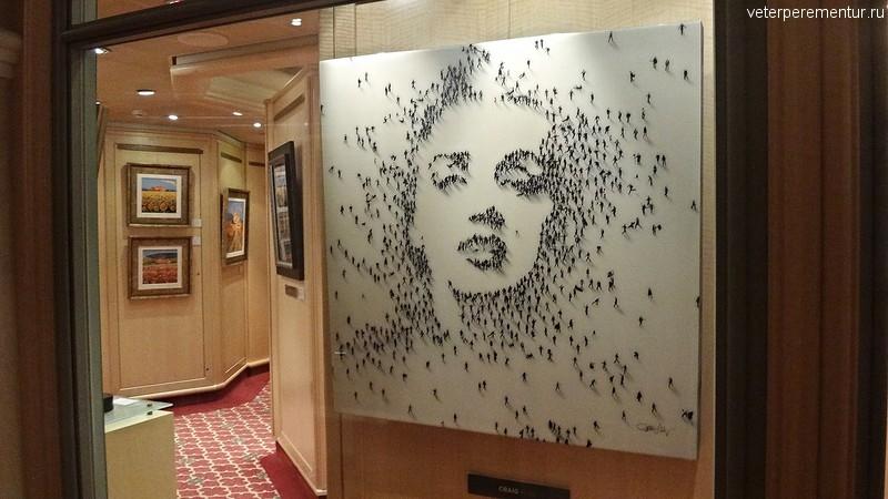 Queen Victoria, атр-галерея