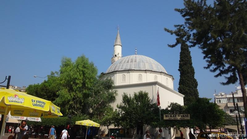 Kusadasi (Кушадасы), мечеть