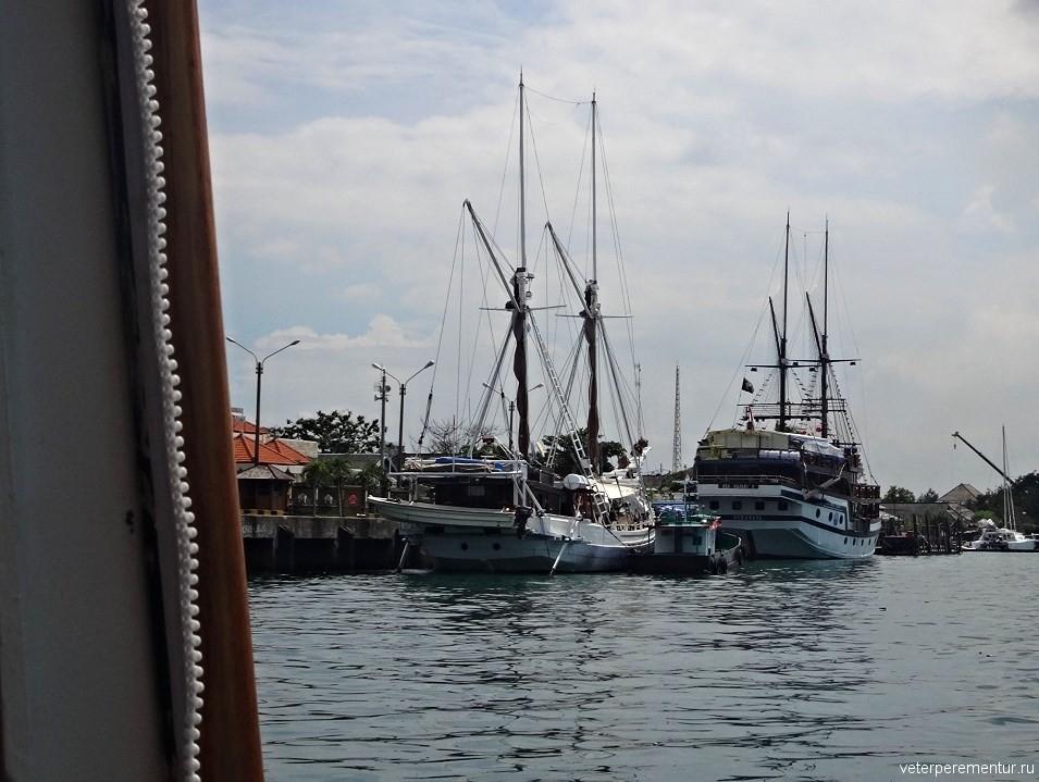 Порт Беноа, Бали