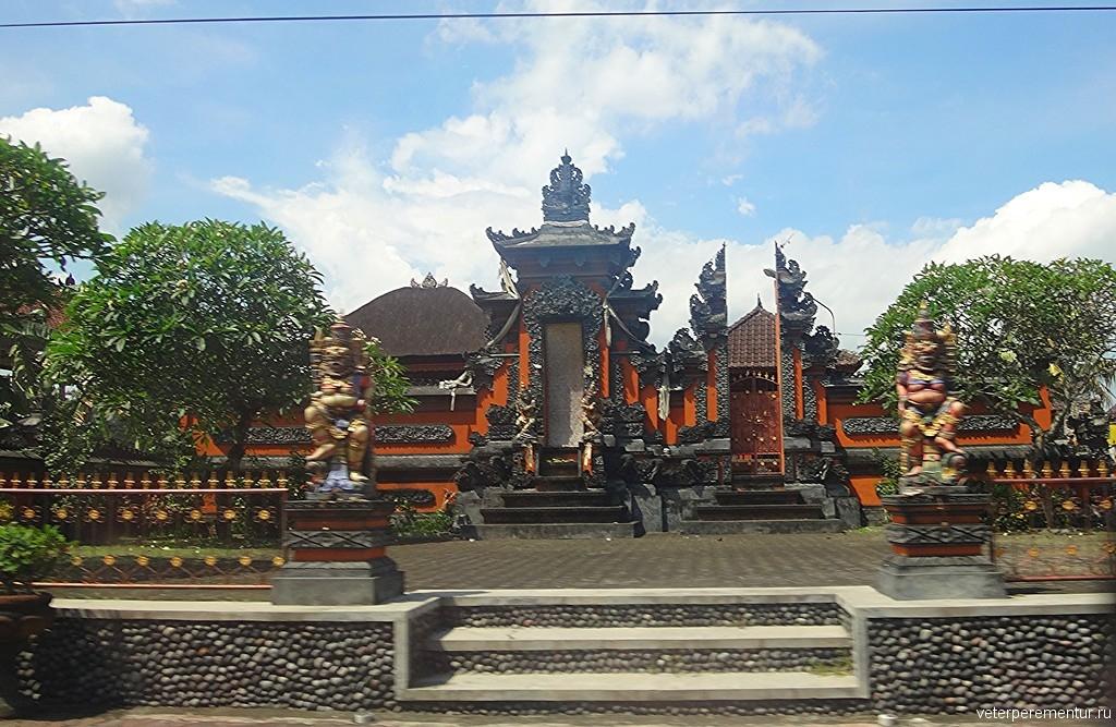 Храм, Бали
