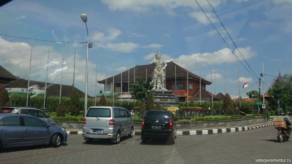Бали, скульптура