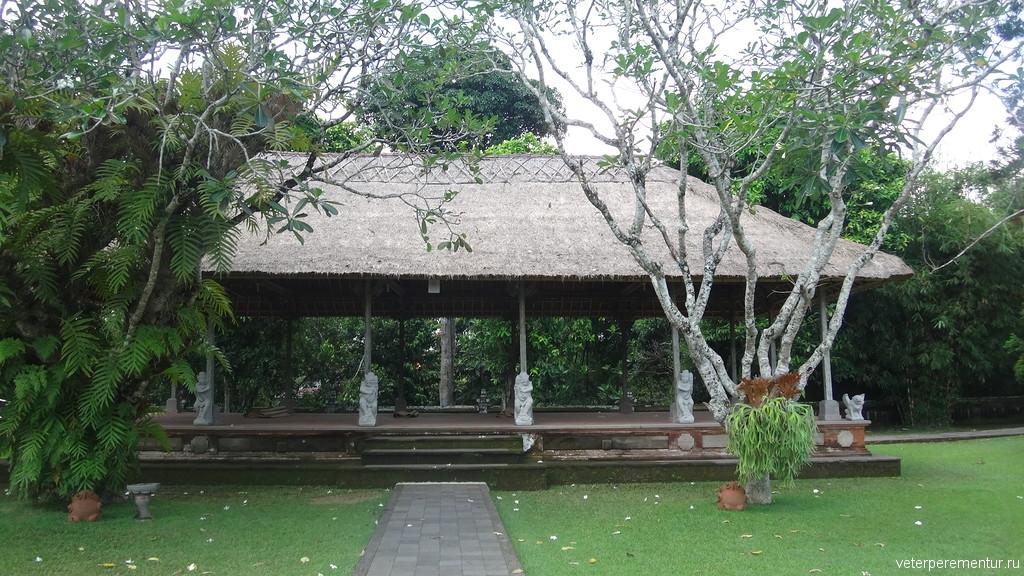 Таман Аюн (Pura Taman Ayun), Бали