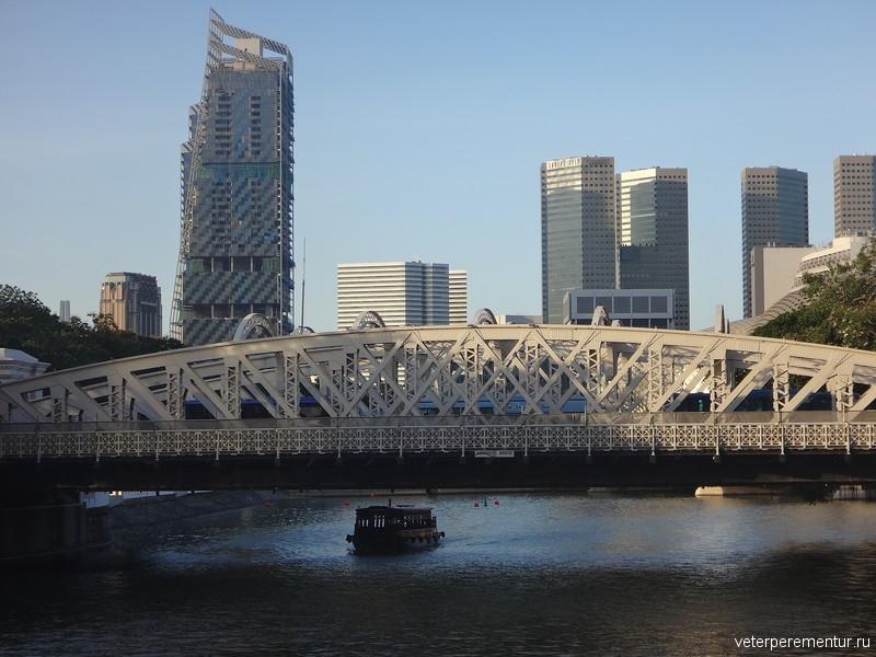 Мосты на реке Сингапур