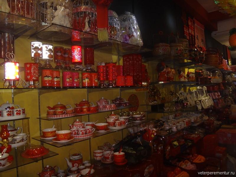 Магазин в Китайском квартале, Сингапур