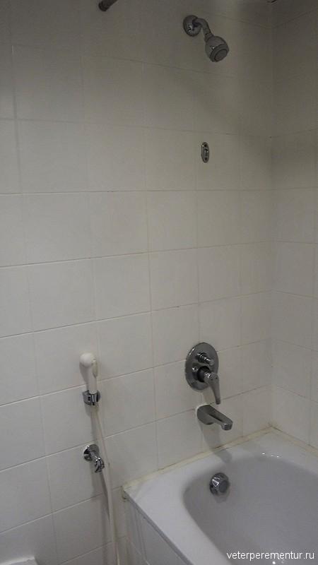 Corus Hotel Kuala Lumpur, ванная комната