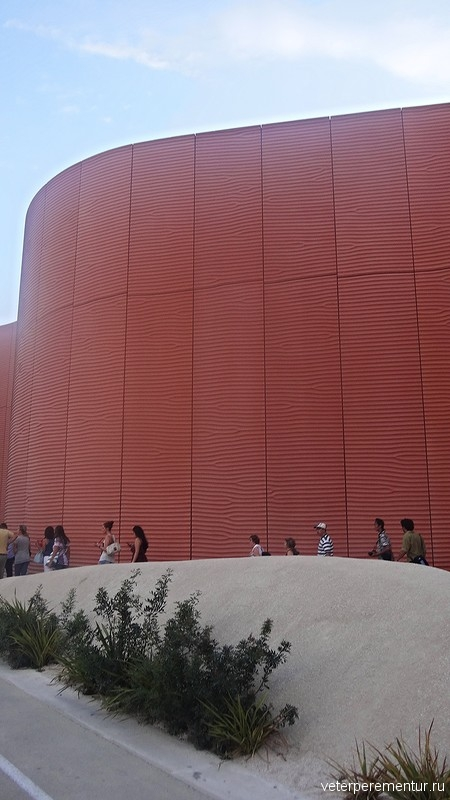 ЭКСПО-2015, Милан