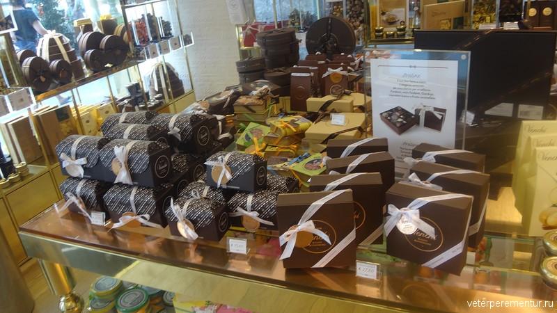десерты в Милане