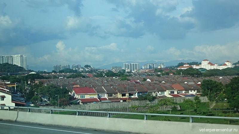 Куала-Лумпур, пригороды