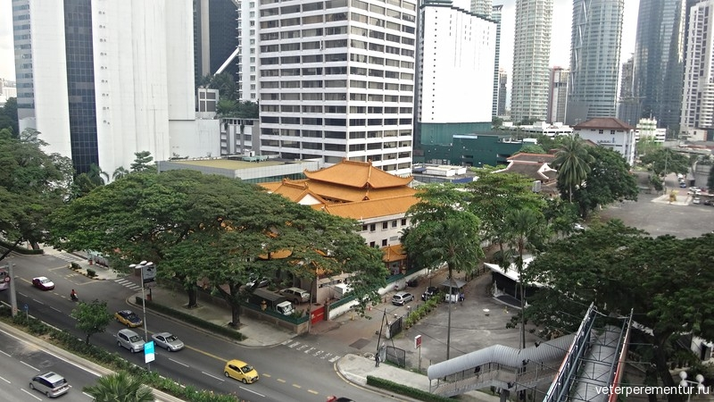 Куала Лумпур, буддийский харм