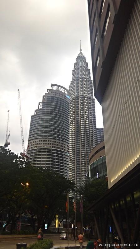 Куала-Лумпур, башни Петронас