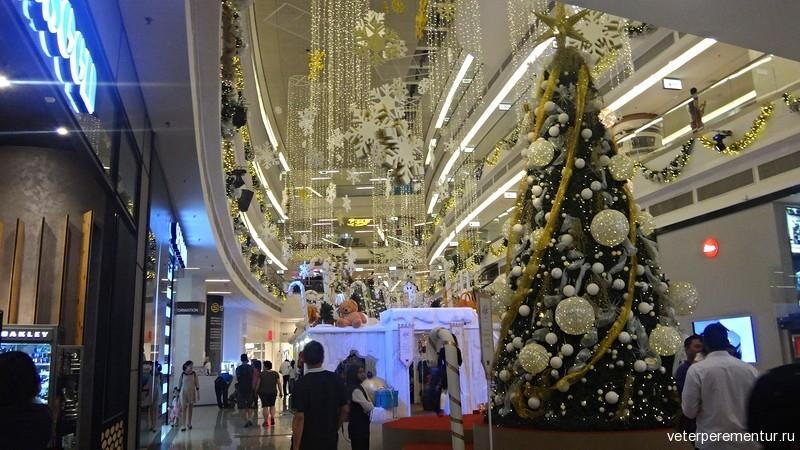 Новогодние елки, Куала Лумпур