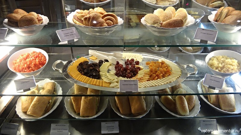 International Cafe на Royal Princess
