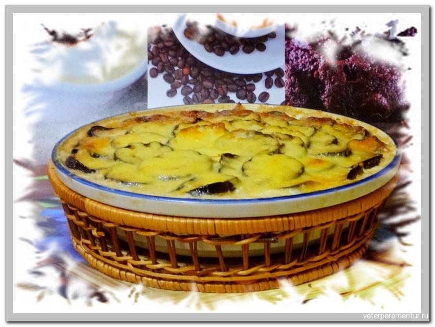 рецепт классической греческой мусаки