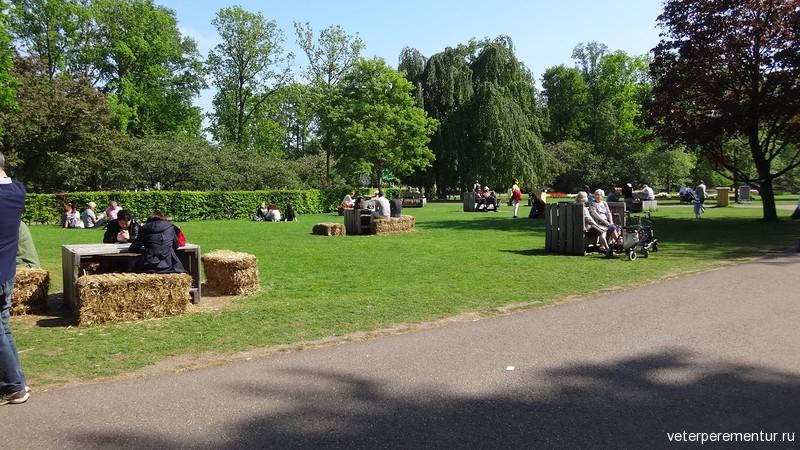 Парк тюльпанов Keukenhof