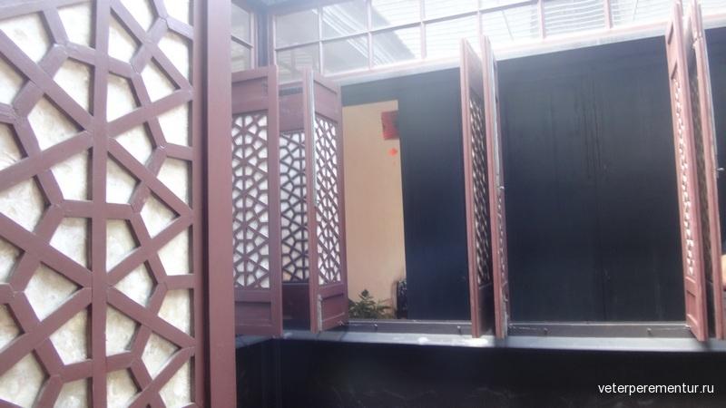 Дом Мандарина, Макао