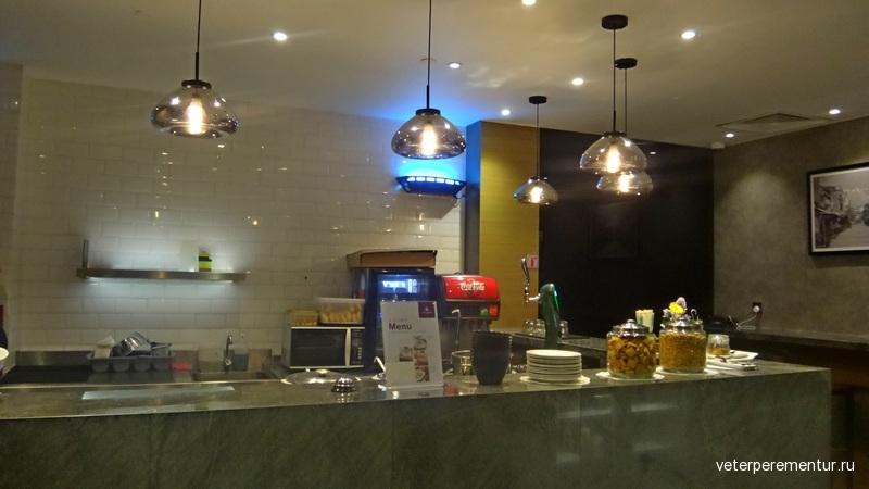 PLAZA PREMIUM LOUNGE, Kuala Lumpur Intl (KLIA2 Terminal)