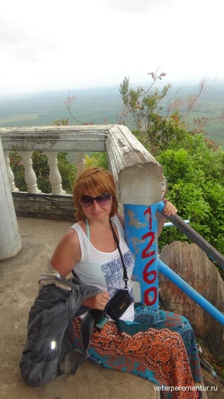 Краби, лестница 1260 ступеней к Большому Будде