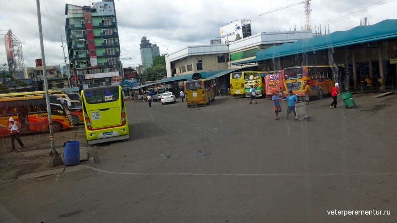 Автовокзал Себу