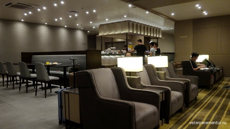 Plaza Premium Lounge Cebu Mactan Intl