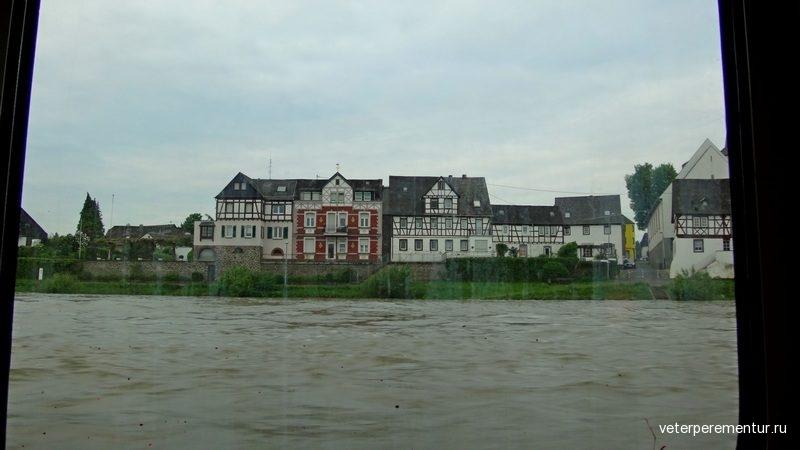 Круиз по Рейну