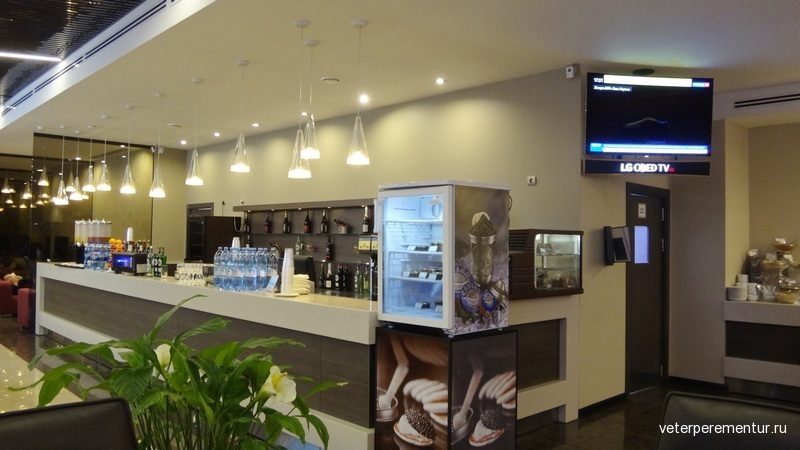ALL STAR LOUNGE Moscow Sheremetyevo (Terminal F)