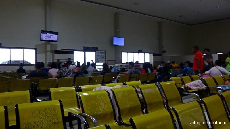 Паромный терминал в Себу