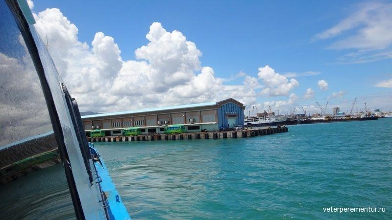 Порт Бохол