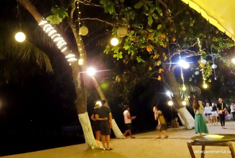 Alona kew white beach resort & restaurant